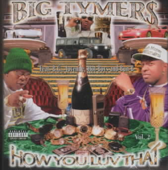 HOW YOU LUV THAT 2 BY BIG TYMERS (CD)