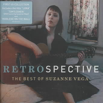 RETROSPECTIVE:BEST OF SUZANNE VEGA BY VEGA,SUZANNE (CD)
