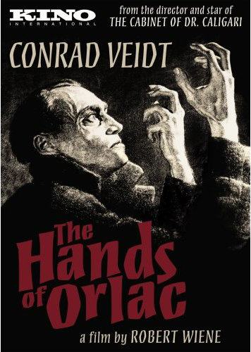 HANDS OF ORLAC BY WEINE,ROBERT (DVD)
