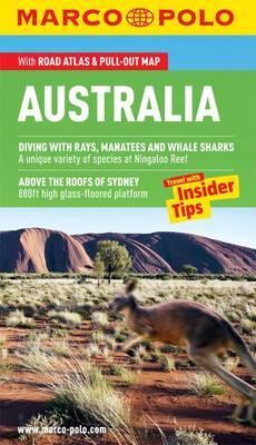 Australia Marco Polo Guide By Marco Polo Travel Publishing (COR)